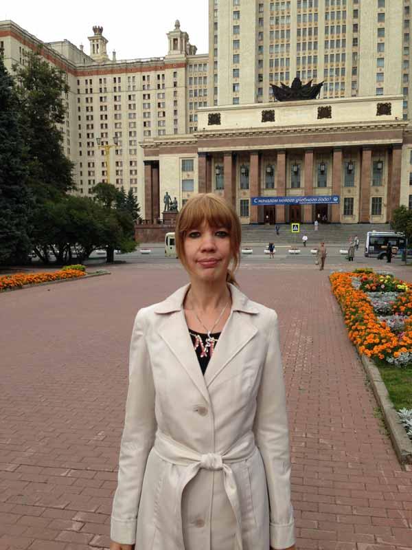 Галкина Светлана Анатольевна репетитор по математике (926) 386 49 93